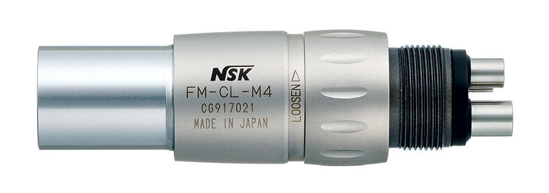 NSK FM-CL-M4 Stainless Steel Coupling M4 - Non Optic