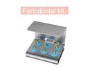 Woodpecker Ultrasurgery Periodontal Tip Kit