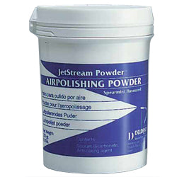 Deldent Jetstream Powder- Spearmint Flavoured (4x250gm. tubs)