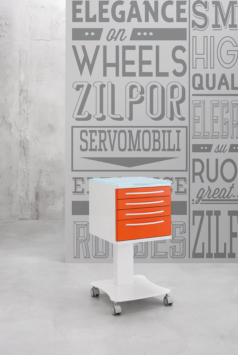 Zilfor RC4S Trolley