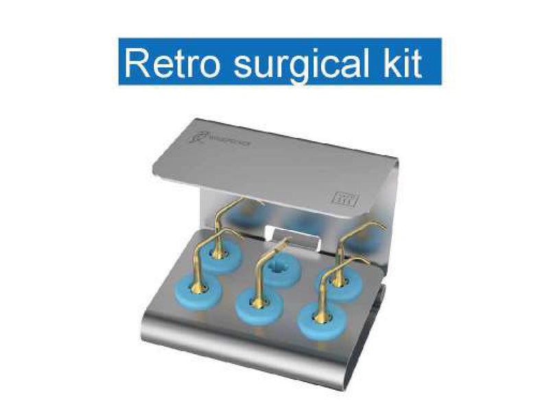 Woodpecker Ultrasurgery Retro Surgical Tip Kit