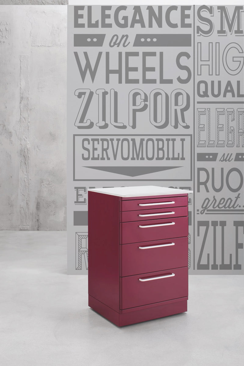 Zilfor RT5 Mobile Cabinet