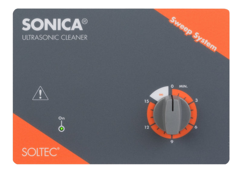 Sonica 3200 M S3 Ultrasonic Cleaner 6 Litres