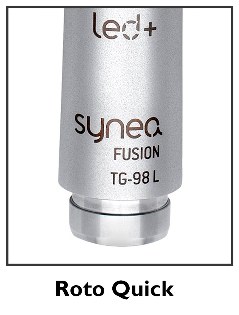 W&H TG-98 L Synea Fusion Turbine Handpiece - Optic