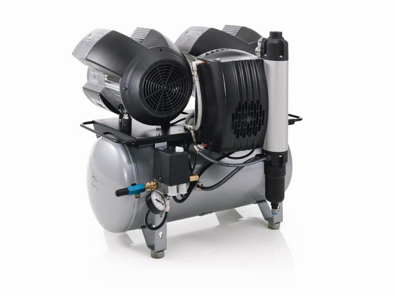 Durr Tornado 4 Compressor With Dryer