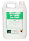 Ultrasonic Cleaning Fluid- Non Ammoniated