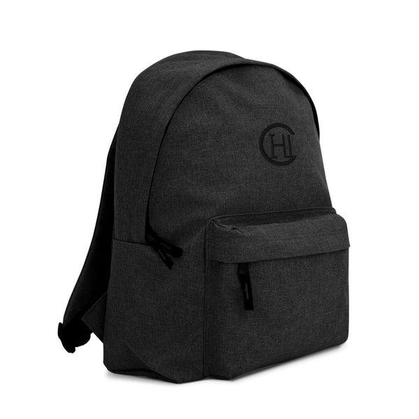 CHILL Circle Embroidered Backpack