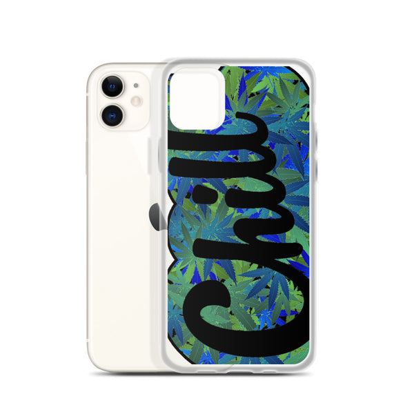 iPhone Case 4/20 BLUE