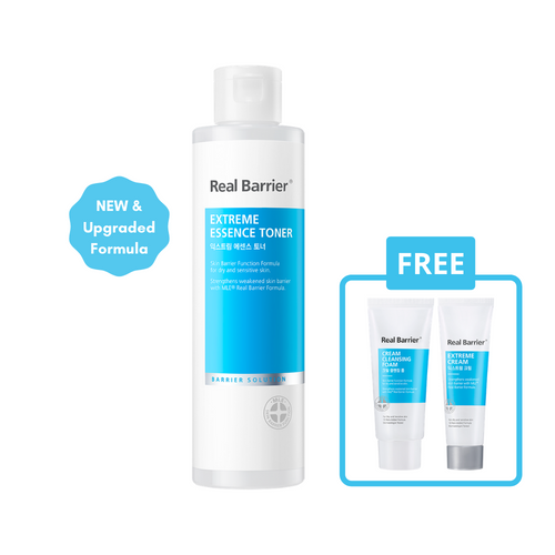 Real Barrier Extreme Essence Toner 190ml - Justrend.sg