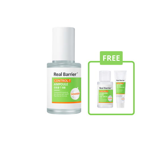 Real Barrier Control-T Ampoule 30ml - Justrend.sg