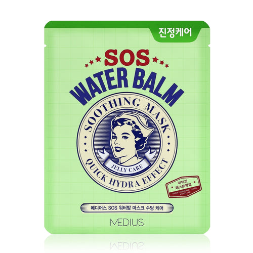 Medius SOS Water Balm Mask - Soothing - Justrend.sg