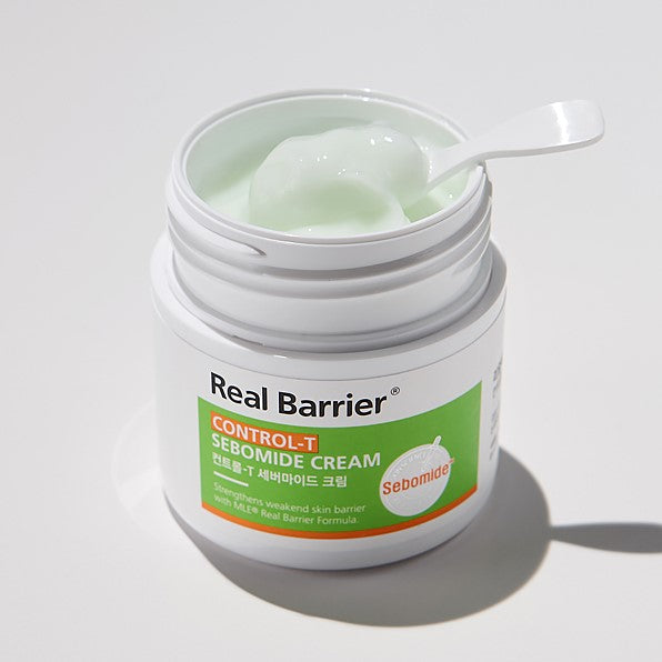 Real Barrier Control-T Sebomide Cream 50ml - Justrend.sg