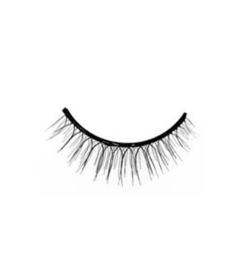 Lashmore #3 Natural, Pre-Glued Eyelash - Justrend.sg