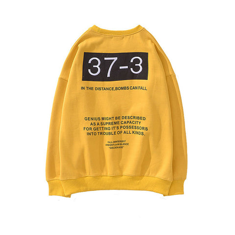 37-3 Pullover