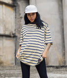 Casual Striped Tees