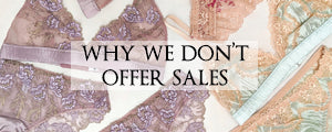 Sales or discount coupons for Angela Friedman lingerie online