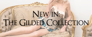 Angela Friedman lingerie The Gilded Collection new designs instagram landing page, about the brand luxury underwear