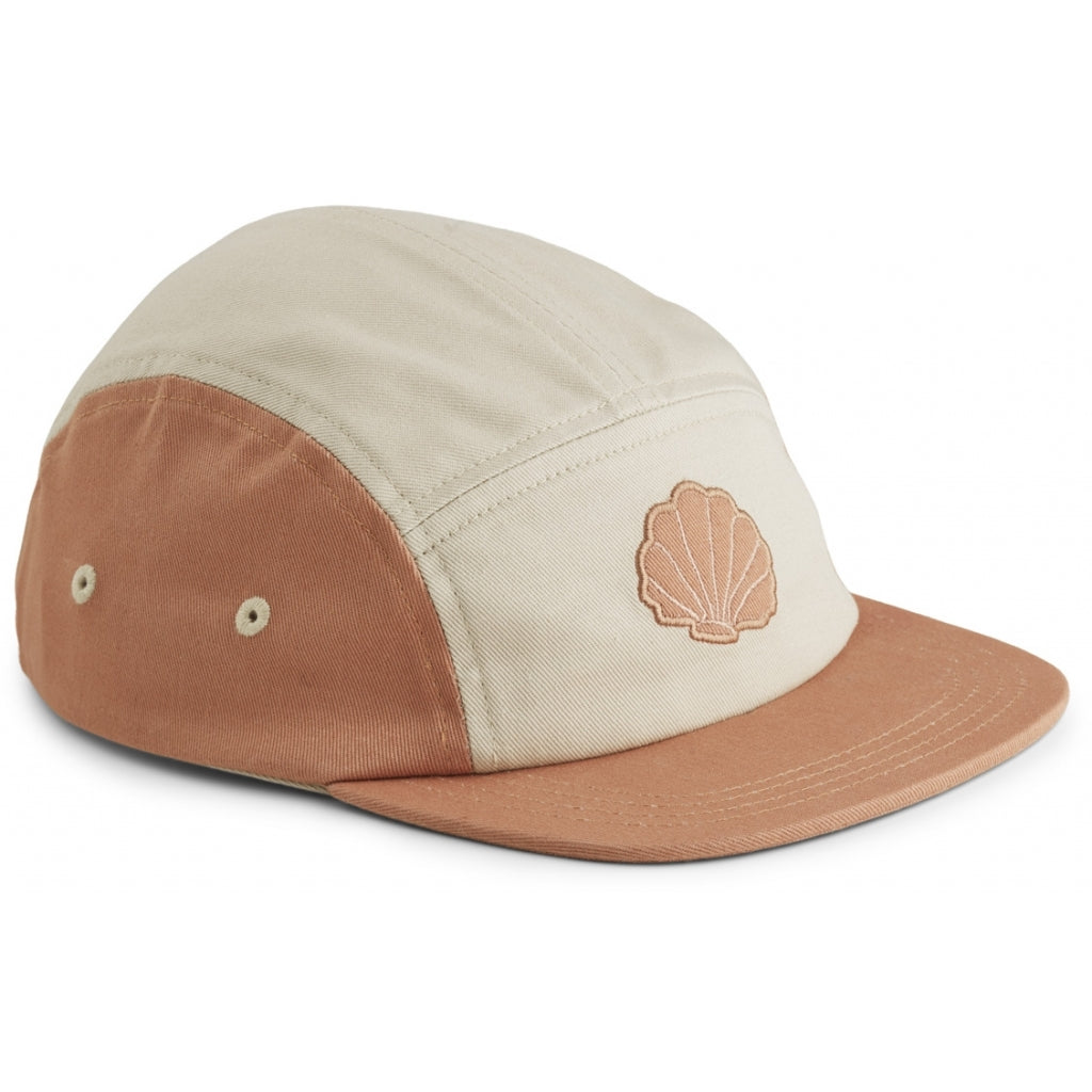 Liewood - Rory Cap Sea Shell Tuscany Rose