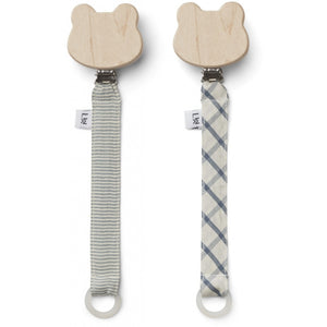 You added <b><u>Liewood - Sia Pacifier Strap 2 pack Blue Mix</u></b> to your cart.