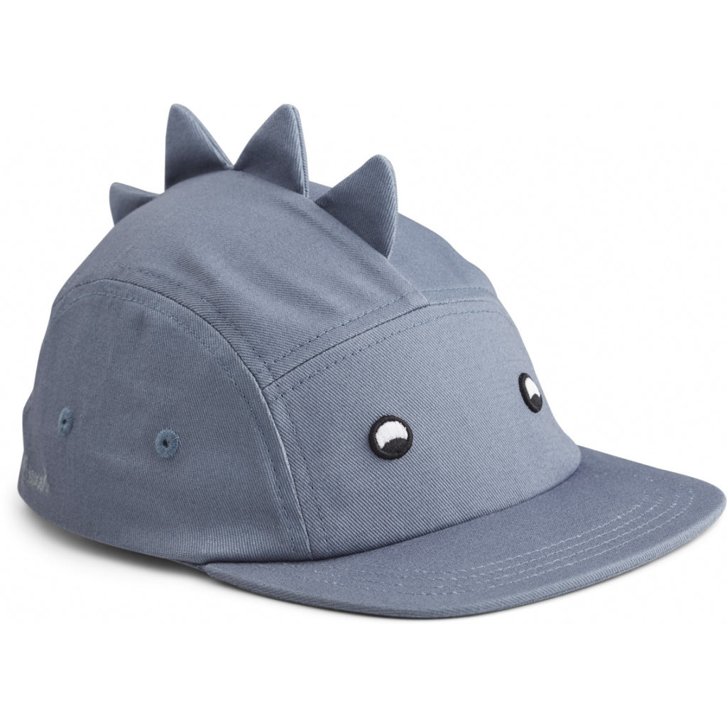 Liewood - Rory Cap Dino Blue Wave