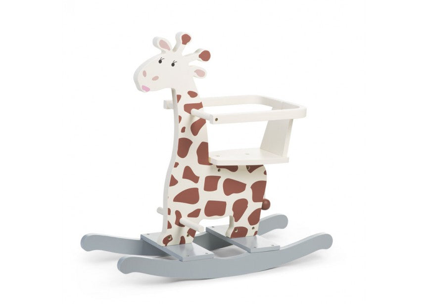Childhome - Giraffe Rocker - Baby at the Bank