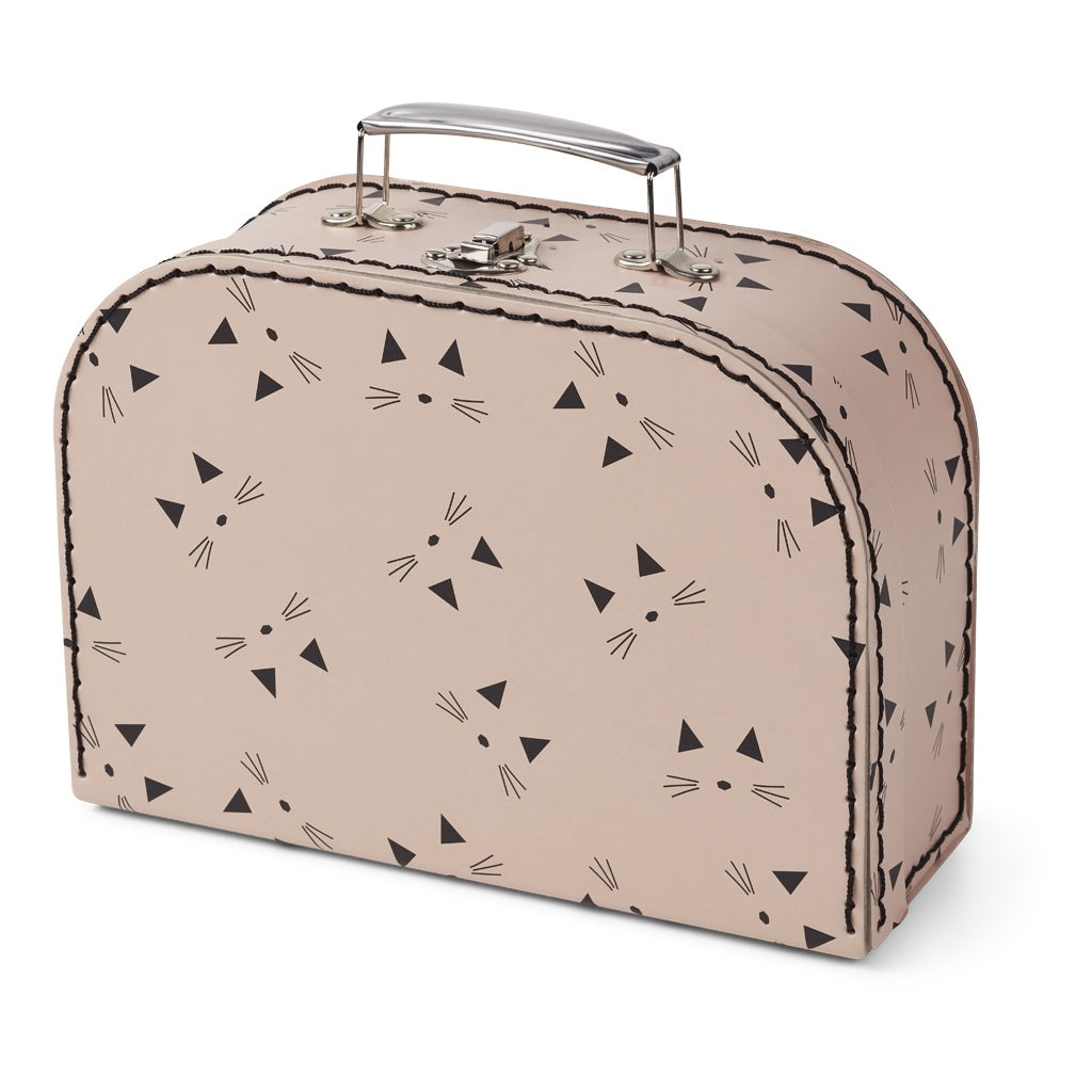 Liewood - Poppins 3 Pack Suitcase -Cat Rose