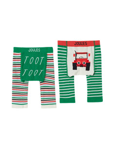 You added <b><u>Joules - Knit Leggings 2 Pack Tractor</u></b> to your cart.