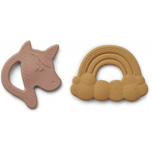 You added <b><u>Liewood - Unicorn Roxie Silicone Teether 2 Pack</u></b> to your cart.