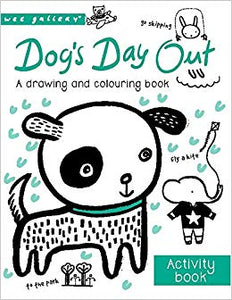 You added <b><u>Wee Gallery-Dogs day Out Playgroup Drawing and Colouring Book</u></b> to your cart.