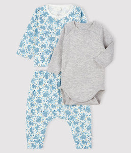 You added <b><u>Petit Bateau - 3 Piece Gift Set Blue</u></b> to your cart.