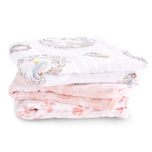 You added <b><u>Aden & Anais - Birdsong Muslins</u></b> to your cart.