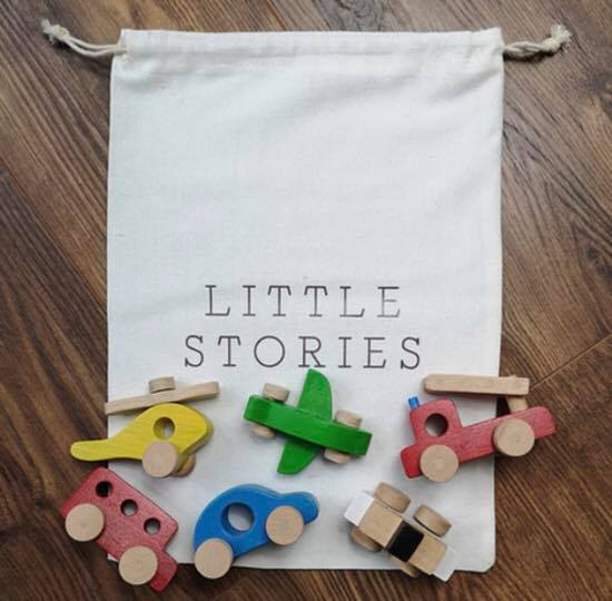 Little Stories - Land Sea & Air