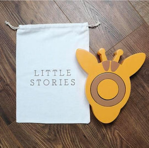 You added <b><u>Little Stories - Wooden Giraffe Stacker</u></b> to your cart.