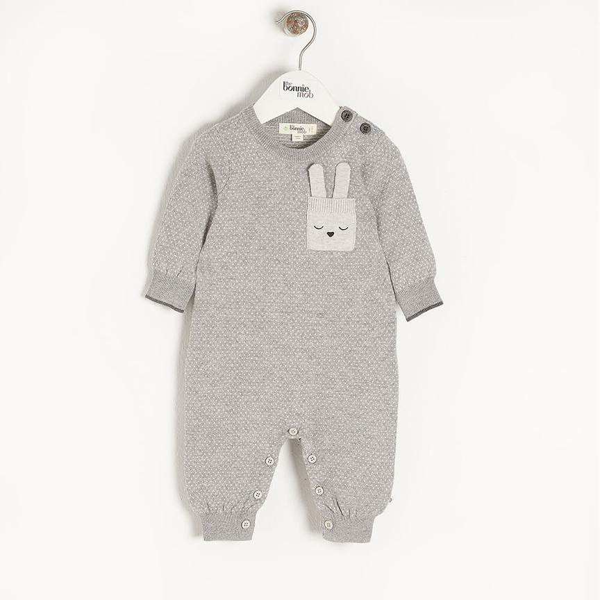 bonnie mob- rabbit cashmere playsuit-baby at the bank