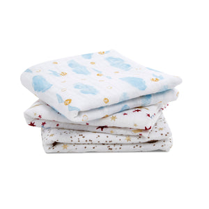 You added <b><u>Aden and Anais- Special Edition- Harry Potter 3 Pack Muslins</u></b> to your cart.