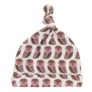 You added <b><u>Pigeon Organics - Knotted Hat Owls Rose</u></b> to your cart.