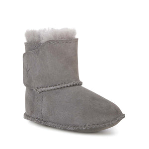You added <b><u>Emu Australia - Baby Booties Charcoal</u></b> to your cart.
