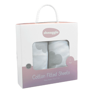You added <b><u>Shnuggle - Cloud Fitted Sheets</u></b> to your cart.