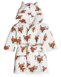 You added <b><u>Tobias And The Bear - Just Call Me Fox Dressing Gown</u></b> to your cart.