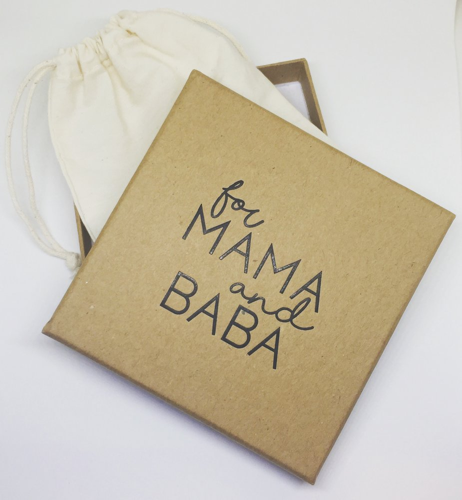 For Mama And Baba - Gift Box - Baby at the Bank