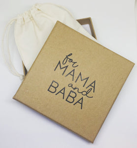 You added <b><u>For Mama And Baba - Gift Box</u></b> to your cart.