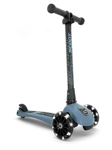 You added <b><u>Scoot & Ride - Highway Kick 3 LED Steel</u></b> to your cart.