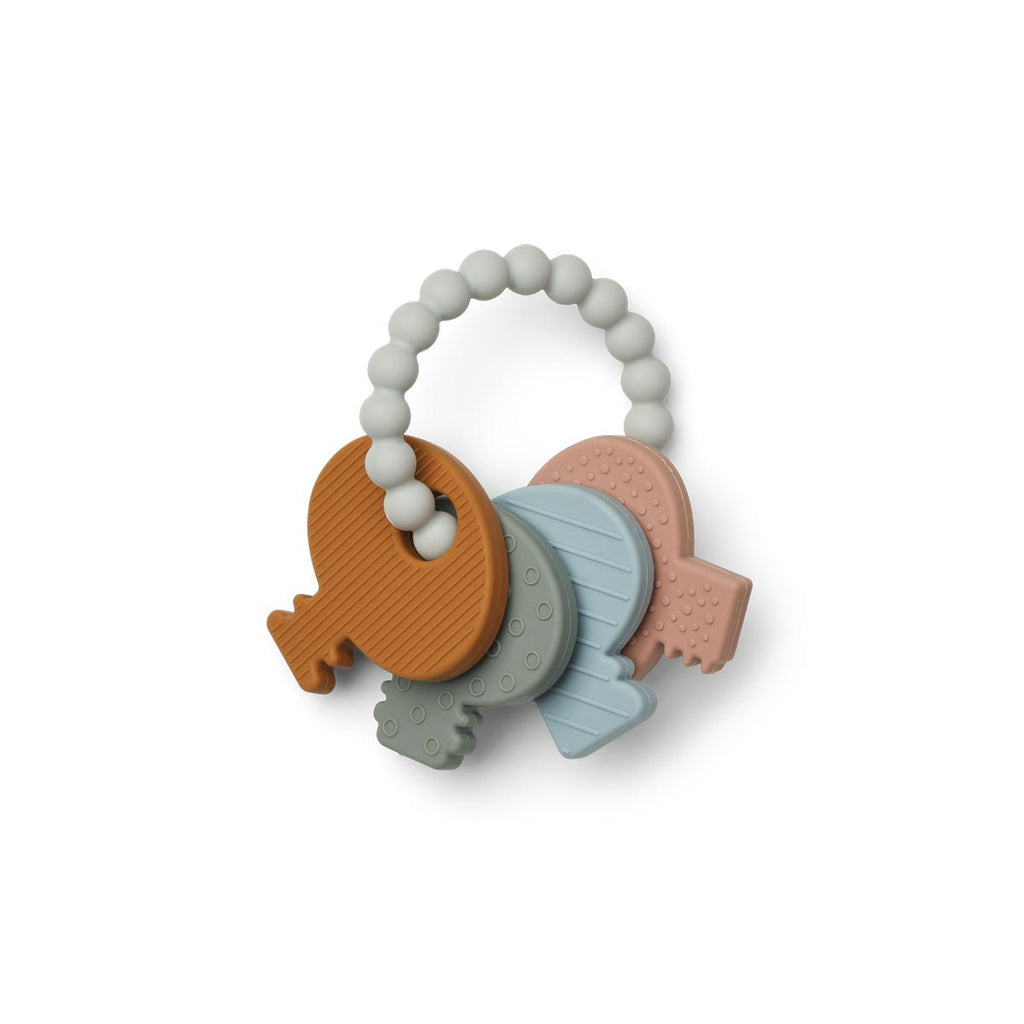 liewood - teether keys - baby at the ban