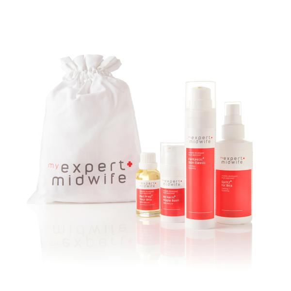 My Expert Midwife - Mum To Be Gift Set - Baby at the Bank