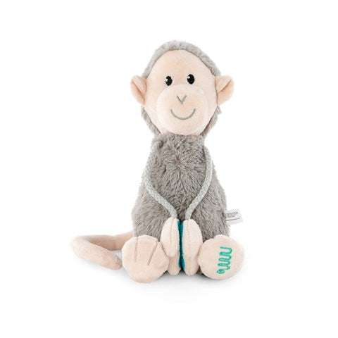 Matchstick Monkey - Plush Monkey Medium - Baby at the Bank