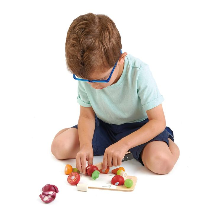 Tender Leaf Toys-Mini Chef Chopping Board