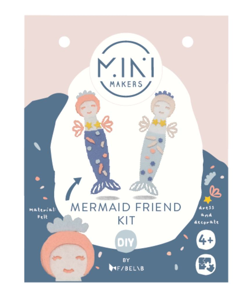 Fabelab - Mermaid Friend Kit