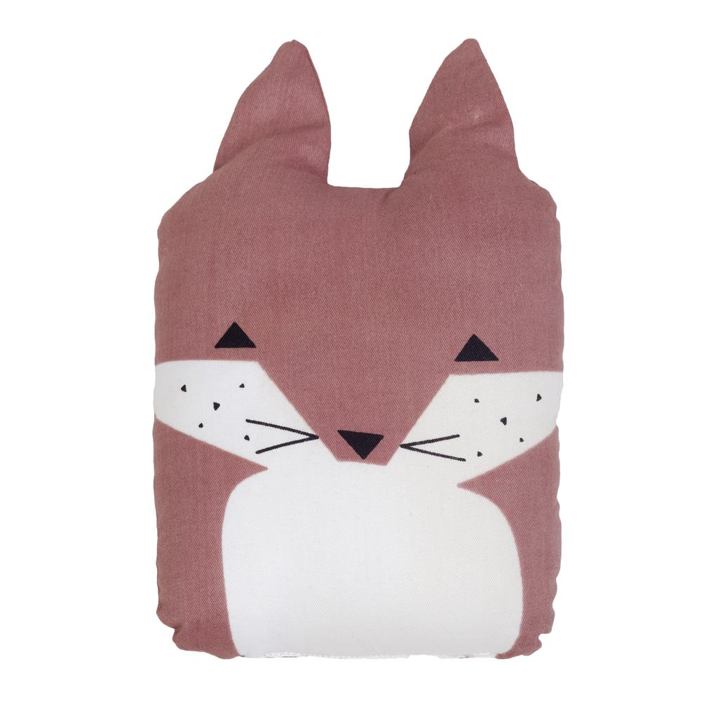 fabelab-fox cushion-baby at the bank