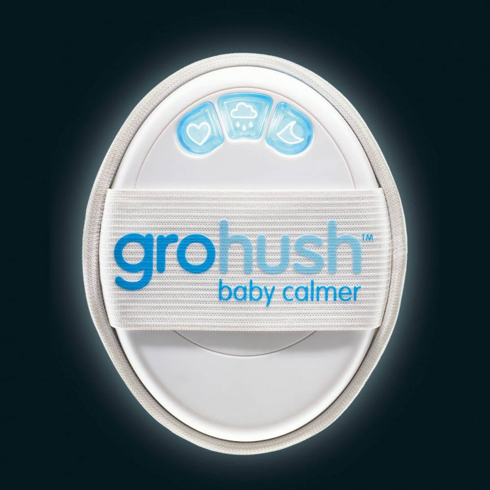 Gro - GroHush - Baby at the Bank