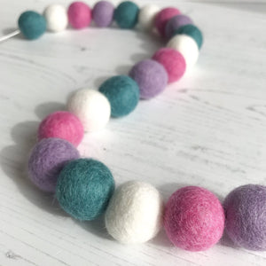 You added <b><u>Stone and Co Felt Garland Candy Pop</u></b> to your cart.